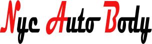 nyc auto body repair shop logo